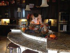 Kitchen bar....
