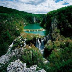 Plitvice meren, Kroatie