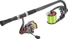 Kayak Fishing Bass Ultimate Line-Winding System : Cabela's Like this. - Thanks to a rotating carriage, this patented line-winding system eliminates twists by turning the line during transfer. Fly Fishing Basics, Bass Fishing Tips, Fishing Rigs, Gone Fishing, Best Fishing, Trout Fishing, Fishing Knots, Fishing Tackle, Fishing Guide