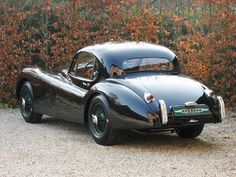1953 Jaguar XK120 SE FHC