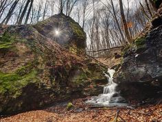 Kevésbé ismert vízesések Great Plains, Budapest, Hungary, Trekking, Waterfall, Horses, Places, Nature, Outdoor