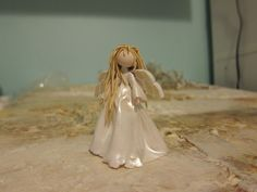 polymer clay angel   Southern Ontario Polymer Clay Guild: November's Angels