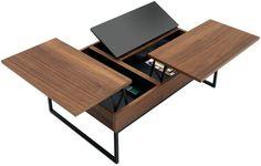 Le top des meubles modulables pour optimiser l 39 espace elle d coration d coration table - Bo concept table basse ...