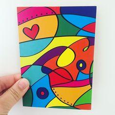 Postales para el alma / Studio Tabruma Illustration Graphics, Illustrations, Studio, Colors, Design, The Soul, Graphic Design, Illustration, Studios