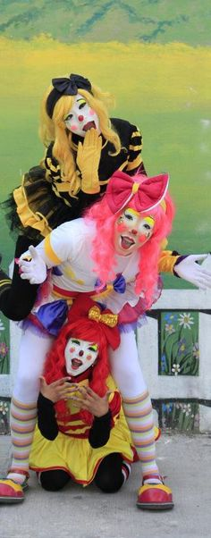 Cheetah Dc Comics, Female Clown, Clowns, Harajuku, Goth, Cosplay, Girls, Style, Fashion