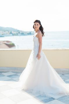 Stunning destination weddings in Greece: http://www.stylemepretty.com/2016/03/14/20-images-that-will-leave-you-wanting-a-wedding-in-greece/