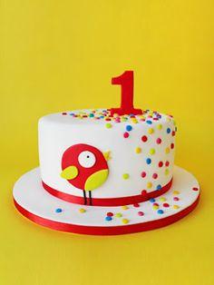 sabores da gula: Bolo de aniversário da Francisca