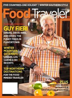 Food Traveler Magazine - Save on magazine subscription! #MagazineSubscription #FoodTraveler