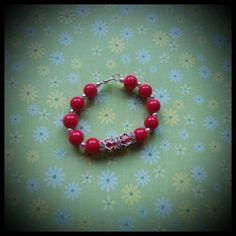 Pulsera roja