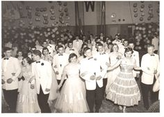 Prom in the 1940s and 1950s - The Vintage Inn