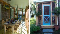 Sag-Harbor-Gallery — Michelle R. Sag Harbor, Will Smith, The Hamptons, Porch, Outdoor Structures, Exterior, Landscape, Gallery, Garden