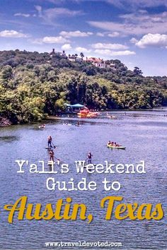 There are tons of things to do in Austin, from totally free to really cheap…