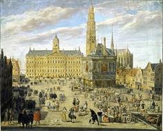 Jacob van der Ulft - 1653 - de Dam
