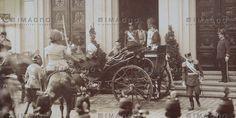 Zar Nikolaus II. in Wien, © IMAGNO/Austrian Archives
