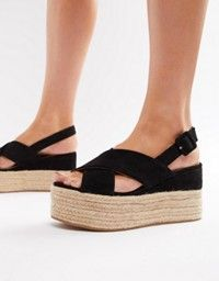 13d8cfff07 DESIGN Thear Espadrille Flatform Sandals in 2019 | Bonito ...