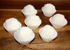 Nepečené guličky kokosové, makové a čoko bez cukru - recept postup 4