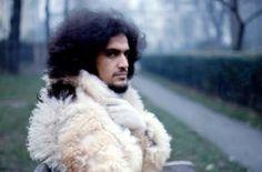 Caetano Veloso_Branded the Bob Dylan of Brazil, Caetano Veloso co-founded Tropicalia, the progressive poetry, theater and music movement