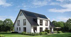 Viebrockhaus Maxime 800 D - Überzeugend modern, #viebrockhaus #doppelhäuser #maxime 800 d