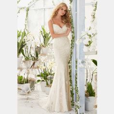 Cheap wedding dress with coat, Buy Quality wedding guest dresses summer directly from China dress wedding gown Suppliers: New Arrival Mermaid V-neck Applique Organza Lace Up Plus Size Wedding Dress 2016USD 152.00/pieceDiscount Opulent Mermaid