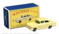 Matchbox Regular Wheels No.45A Vauxhall Victor