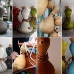 brocche dell'acqua Valeria Tola ceramiche artistiche