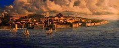 Constantinople,byzantium
