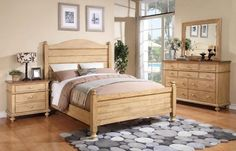 BQW1001Q Winners Only Panel Bed in Portland and Lake Oswego, OR