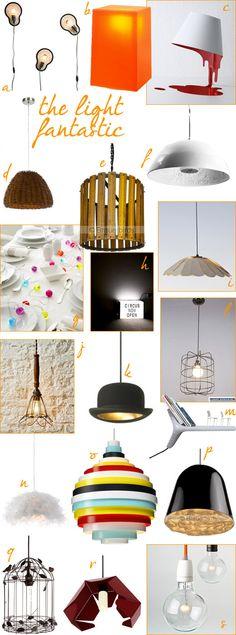 The Light Fantastic – HomeStyleFile's Coolest Lighting Picks