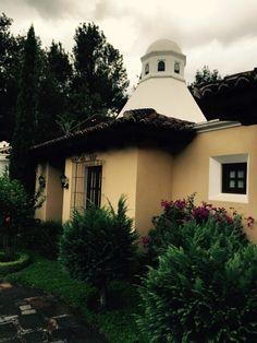House in Antigua Guatemala