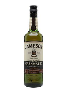 Jameson Caskmates sees the reuse of old whiskey barrels. Nothing new in that, but in between, they've been used to age stout from Cork's Franciscan Well brewery. This has added notes of cocoa, coff. Oldest Whiskey, Irish Whiskey, Craft Beer, Whisky, Brewery, Cocoa, Barrel, Christmas, Xmas