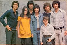 The Osmonds.Donny was always my first love & still is so loved by me.Please check out my website thanks. www.photopix.co.nz