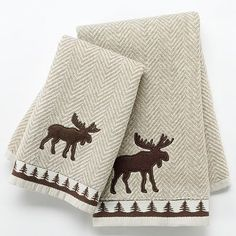perfect for my moose bathroom