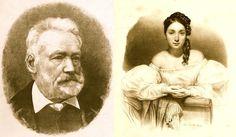 Lettre de Juliette Drouet à Victor Hugo : « Ma vertu c'est de t'aimer, mon corps, mon sang, mon cœur, ma vie, mon âme sont employés à t'aimer.»