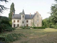Château Renaissance close to the Loire Castles. Must visit! I loved that area!