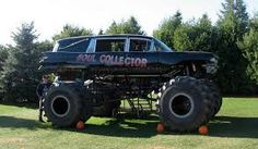 Soul Collector Monster Hearse