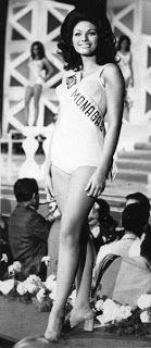 Miss Monagas - Jeanette Donzella se Convierte en la Nueva Miss Venezuela 1971..