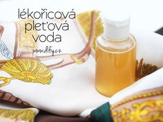 Lékořicová pleťová voda na problémy Bottle, Natural, Makeup, Blog, House, Beauty, Make Up, Home, Flask