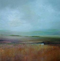 Pamela Harrison. Oil on canvas.