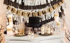 Sparkly New Years Eve Party Decorations Wayfair