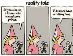I'd rather have a talking frog.