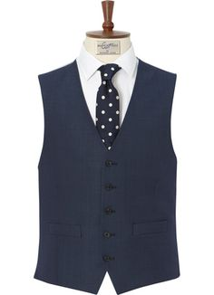 Austin Reed contemporary fit waistcoat