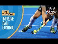 Hockey: ¿Cómo Mejorar El Control?   Olympians' Tips - YouTube