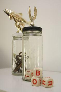 Trophy Jars For Storage