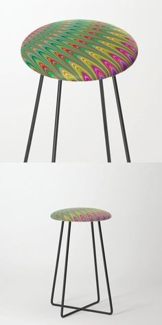 Blessing Counter Stool by David Zydd #BestCounterStools #Decor #Dining #Print #Society6 #Product #DesignerFurniture (tags: artist, counter stool, product design, seating, bar, stool, print, dining, blessing, product, kitchen, counter, art, home, home decoration)