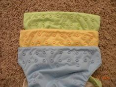Snap Conversion and elastic replacement for cloth diapers - for future reference. Some of my old diapers are in need of elastic replacement...sewer, I am not ;-)
