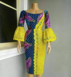 Modern Ankara Styles, Classical Ankara Styles For You: The ankara styles (african fashion trends) is so quite sundry and its diverge colors and patterns make. African Fashion Ankara, Ghanaian Fashion, African Print Dresses, African Print Fashion, Africa Fashion, African Dress, African Prints, African Fabric, Fashion Men