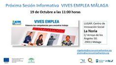 El Centro de Innovación Social La Noria acoge el proyecto 'Vives emplea Málaga' de Acción Contra el Hambre