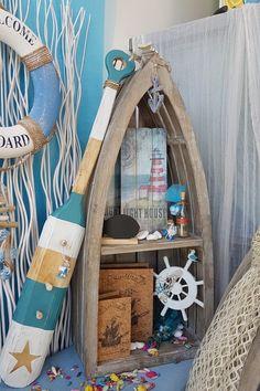Ξύλινη διακοσμιστηκή βάρκα  #summerdecoration #DIYdecoration #DIYsummer_decoration #καλοκαιρινη_διακοσμηση #barkasgr #barkas #afoibarka #μπαρκας #αφοιμπαρκα #imaginecreategr