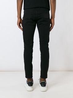Neil Barrett slim fit jeans
