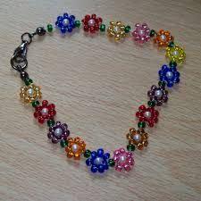 Resultado de imagen para friendship seed beads bracelet tutorial